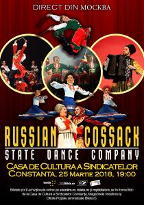 RUSSIAN  COSSACK DANCE