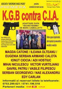 KGB contra CIA