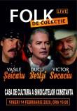 FOLK DE COLECTIE (14-02-2020)